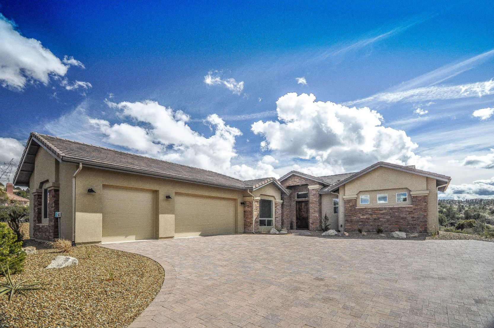Whispering Canyon New Home