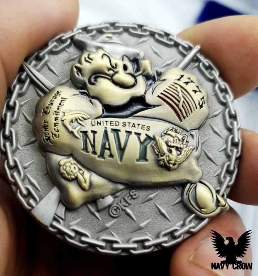 Popeye coin