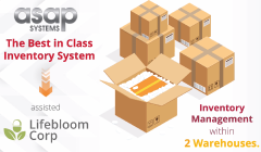 Inventory System for Warehouse Management