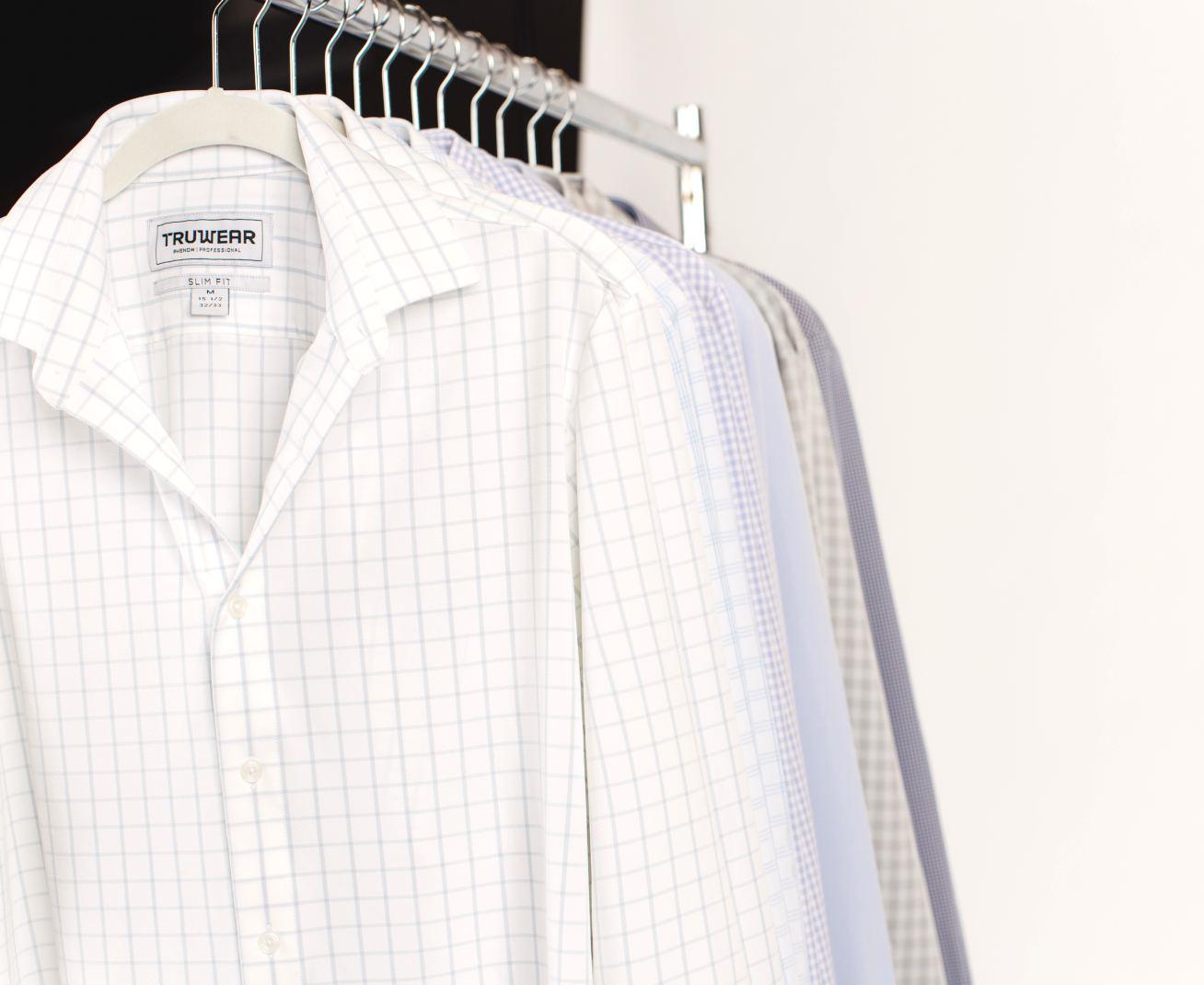 Truwear Phenom Professional Patterned Dress Shirts
