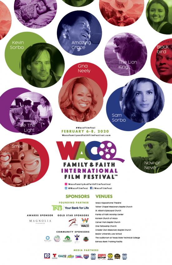 2020 Waco Family & Faith International Film Festival