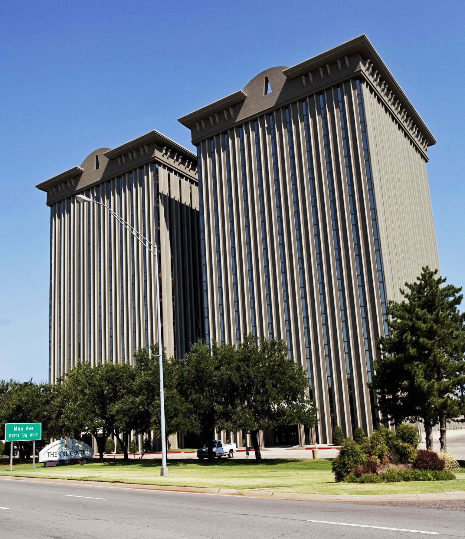 Stange Law Firm's Oklahoma City Office Location
