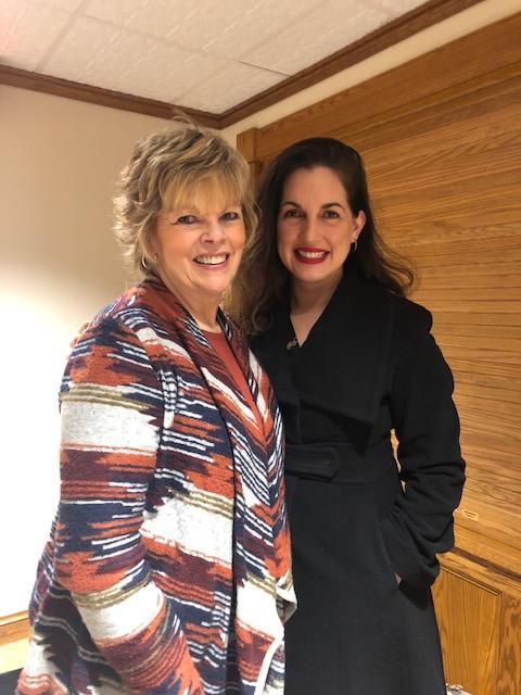 Cathy Dwyer & Jamie Zahlaway Belsito