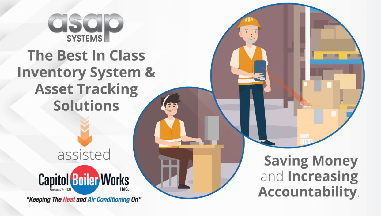 Inventory System and Asset Tracking Solutions for a Contracting Company