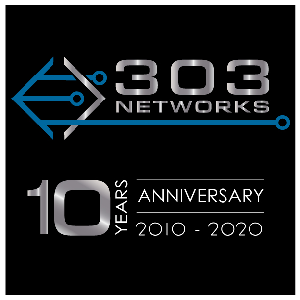 303 NETWORKS Celebrates 10 Years