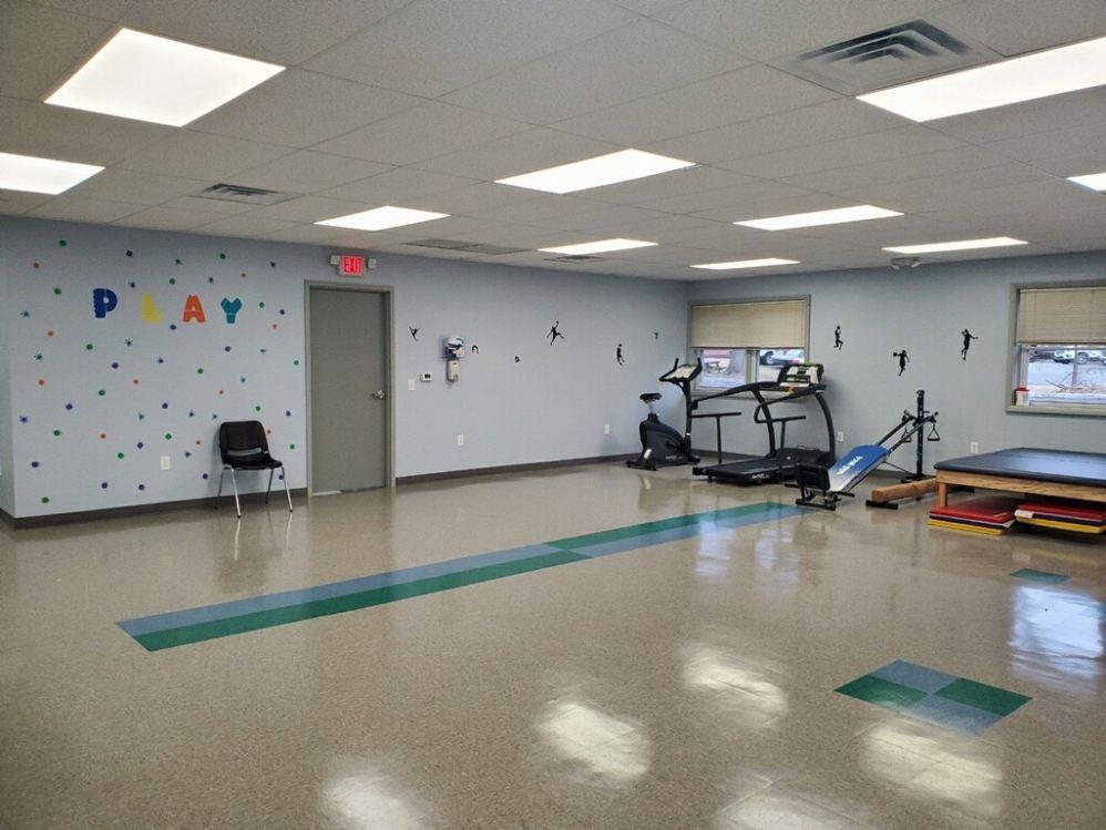 Princeton's Large Gym