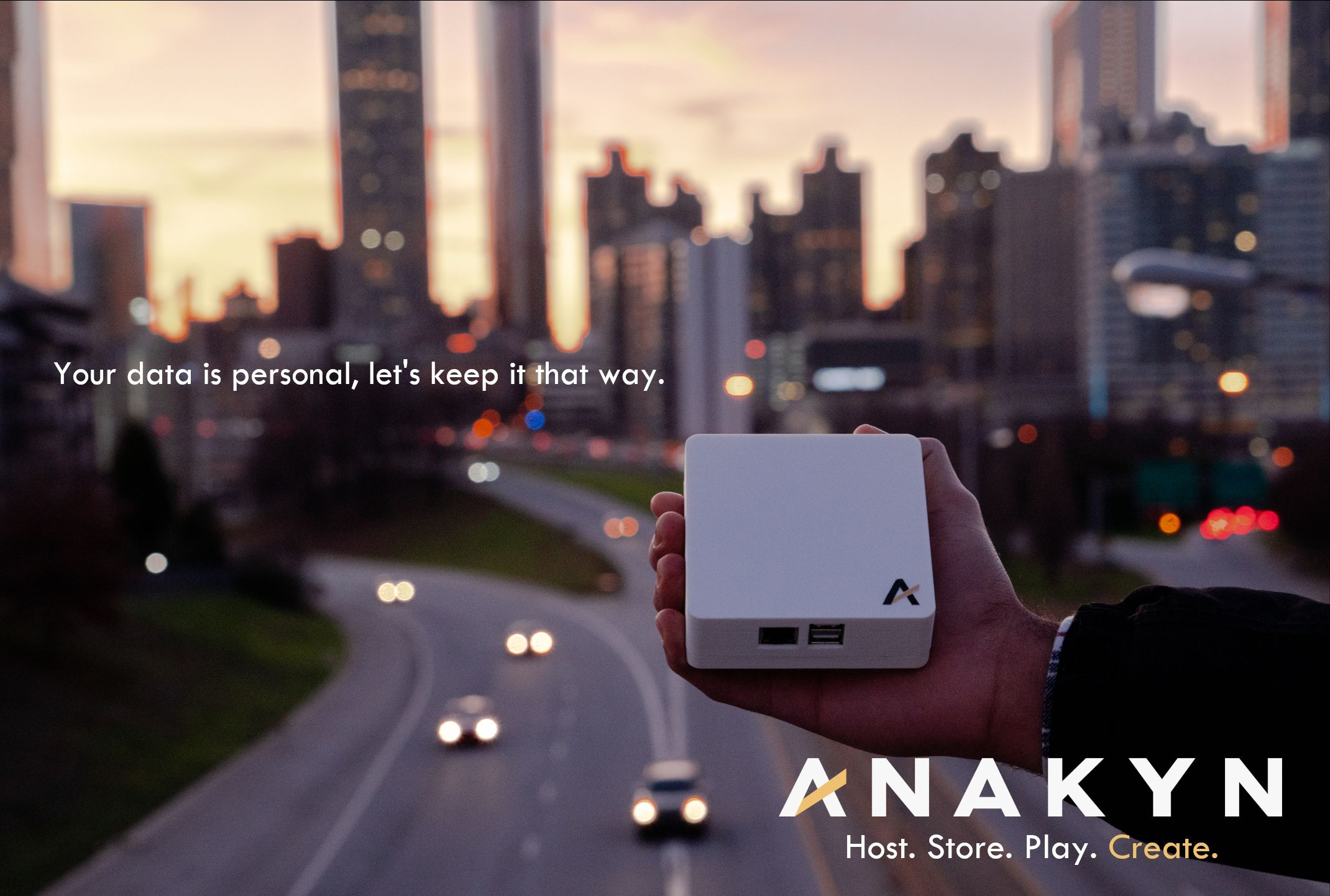 Anakyn Personal Server