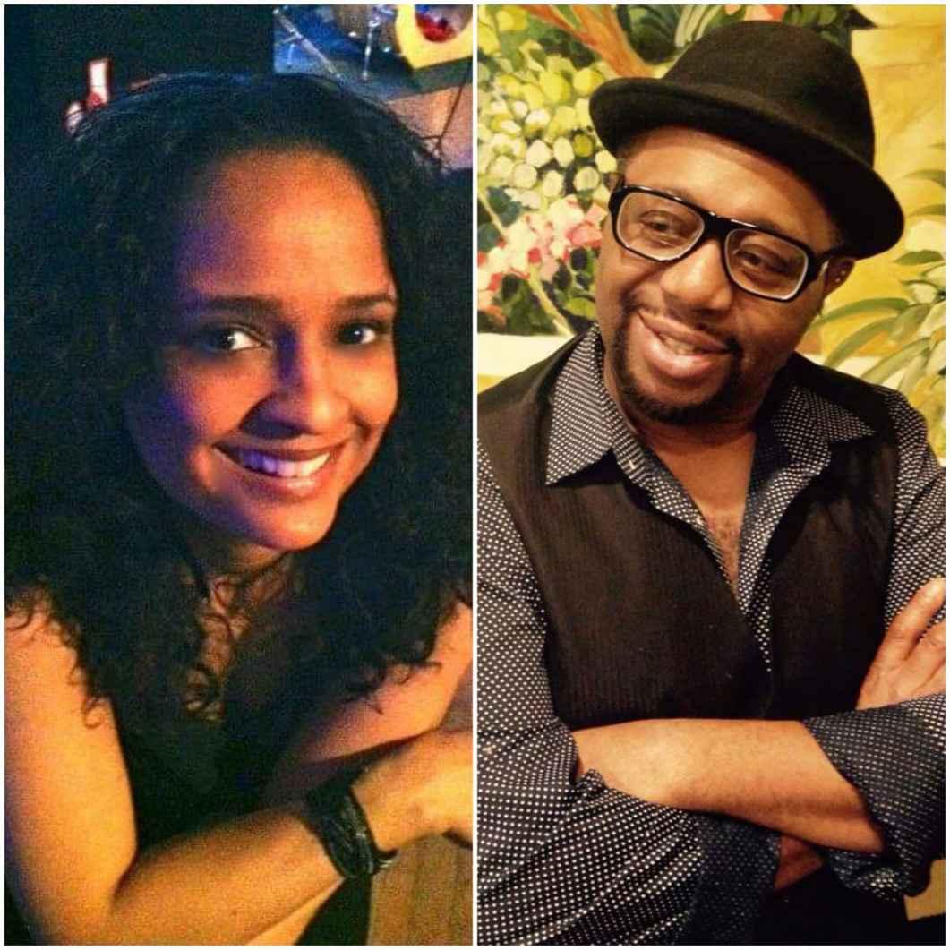 LaJuan Carter and Keith Fluitt - NYC
