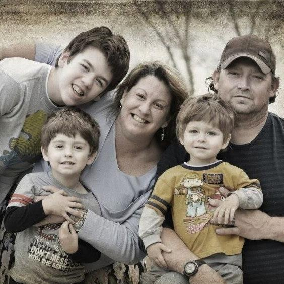 The Hilterbran Family