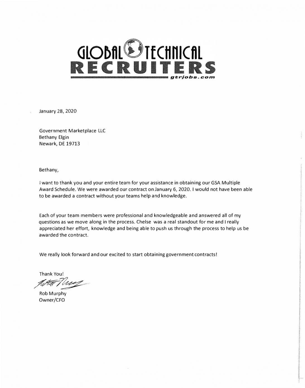 Global Technical Recruiters - Bethany Elgin
