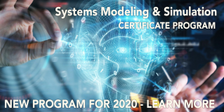 Systems Modeling & Simulation education program
