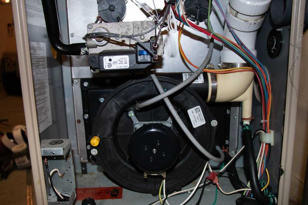 Healthy Home furnace repair