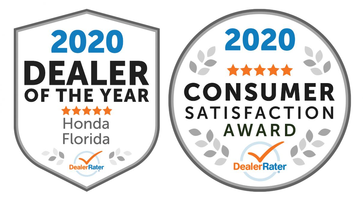 2020 Honda Dealer of the Year (FL) CS Awards