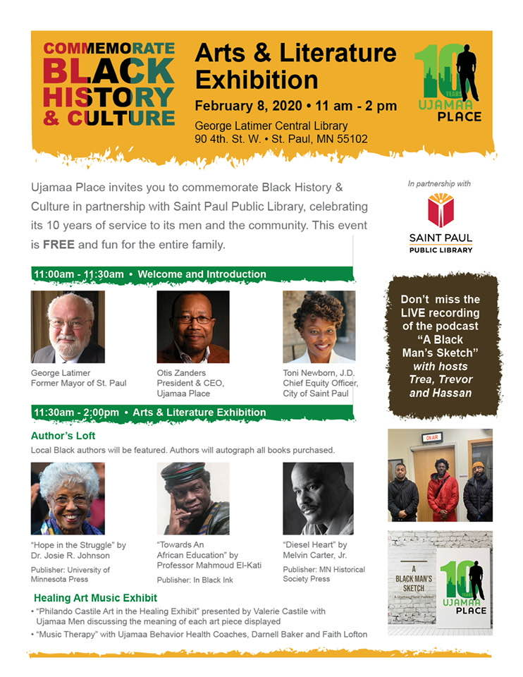 Ujamaa Place Commemorate Black History & Culture