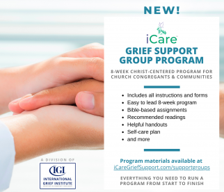 iCare Grief Support Group
