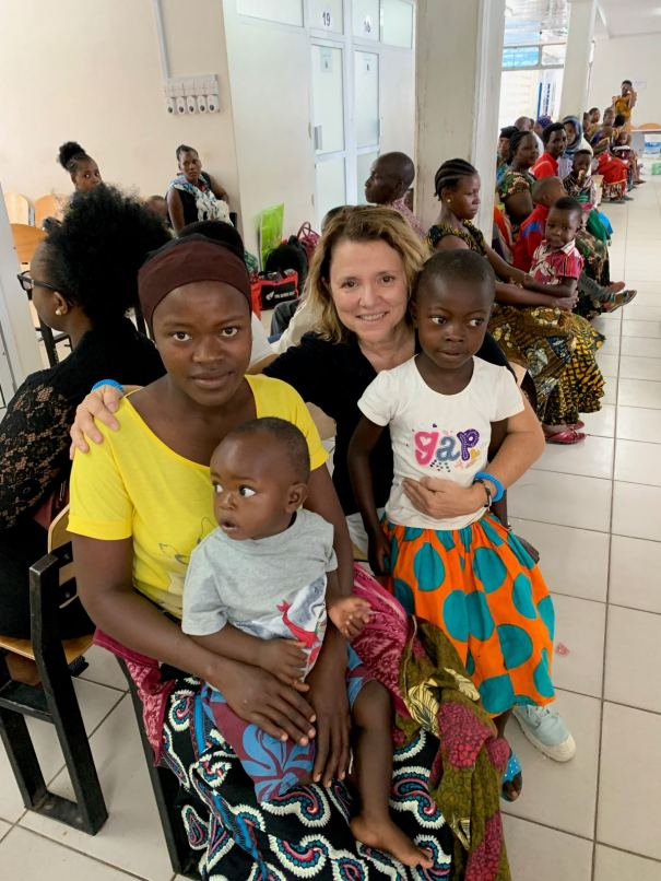 Isabelle Fox, Executive Director Mending Kids, ARM Mission Tanzania 2019