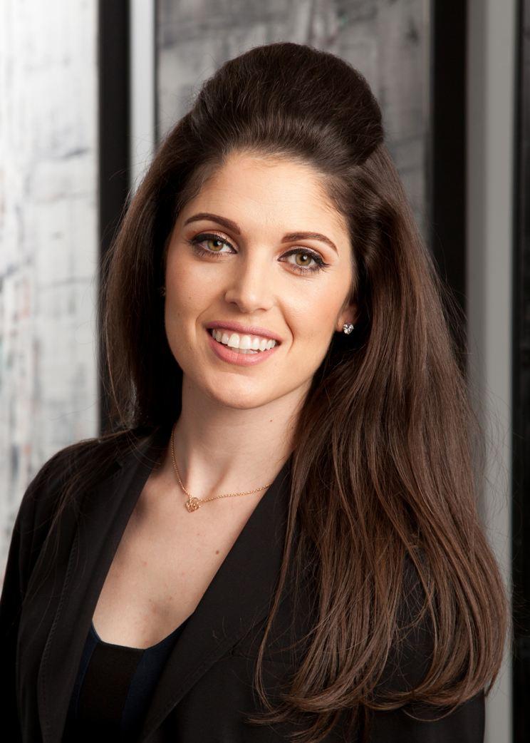 Attorney Courtney Beller