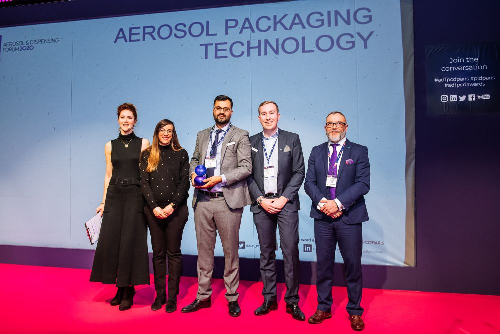 Lindal Group Wins ADF Paris Innovation Award With DuPont