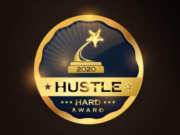 2nd Annual Hustle Hard Awards