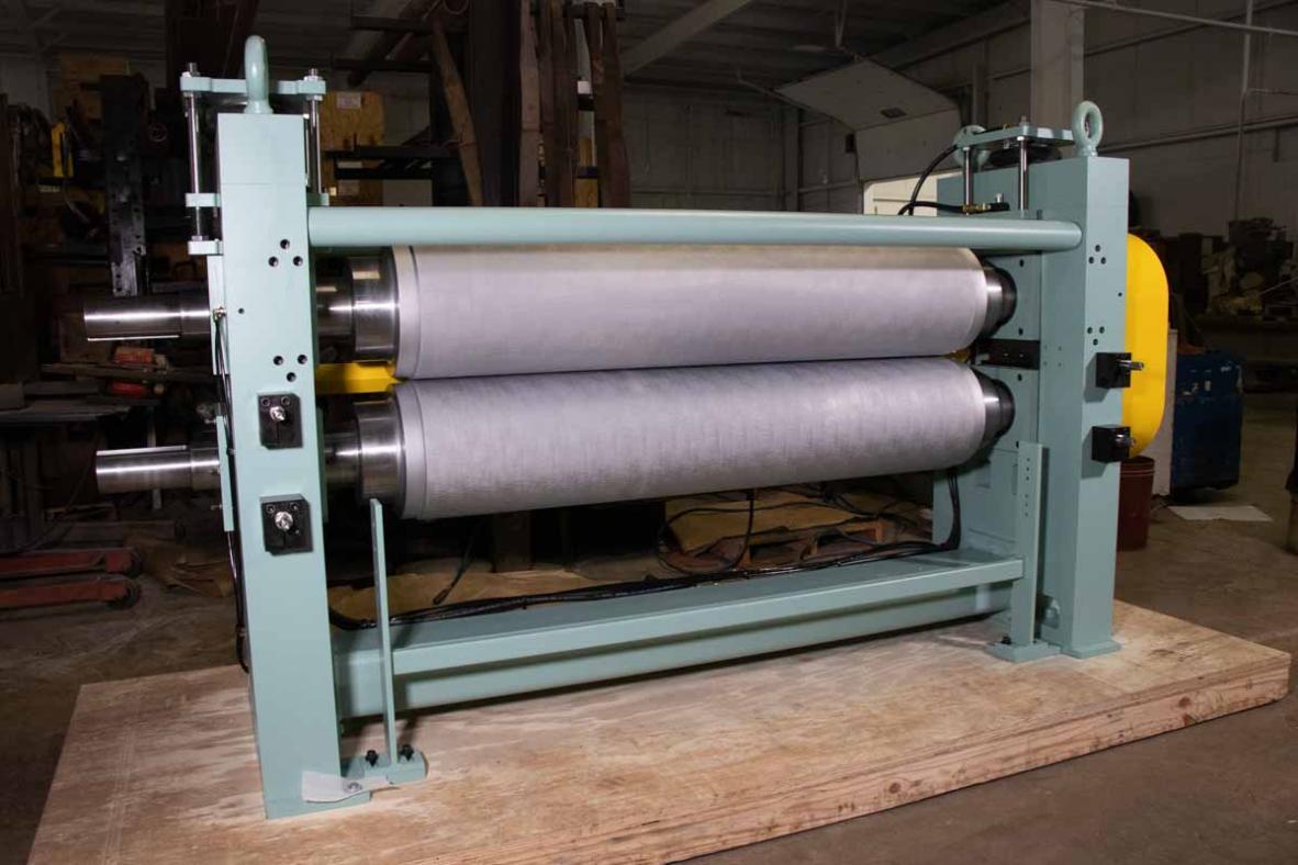 Industrial Engraving provides pattern development