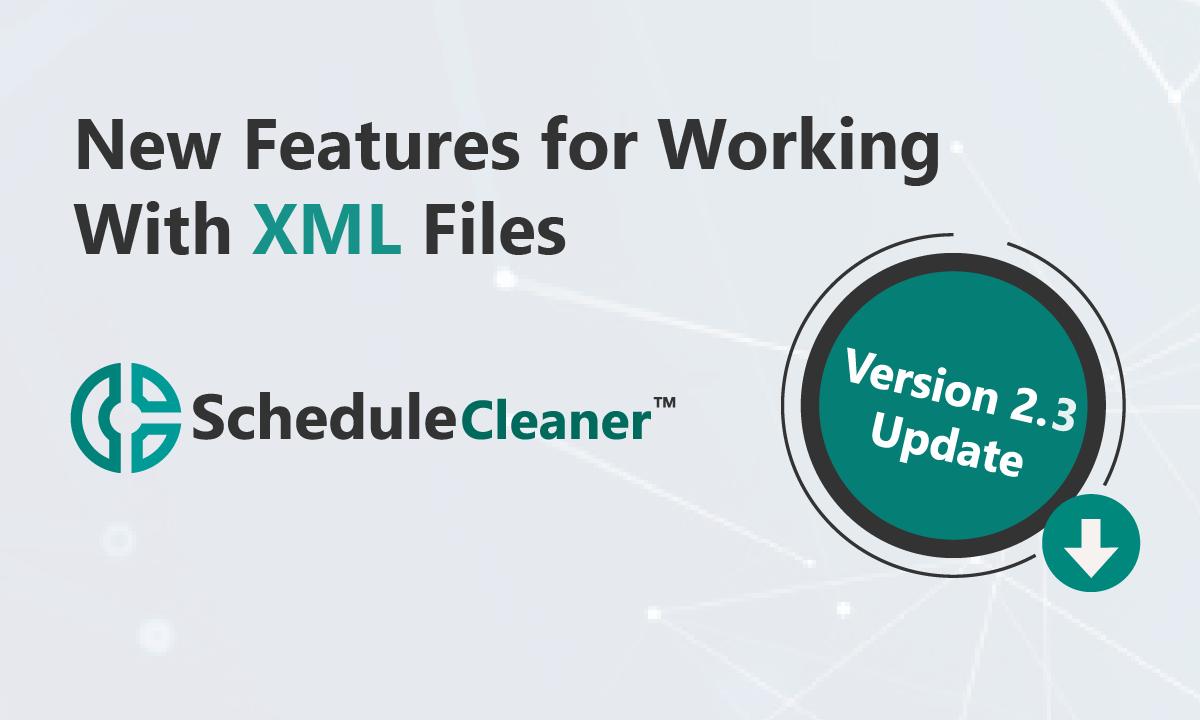 Schedule Cleaner Version 2.3