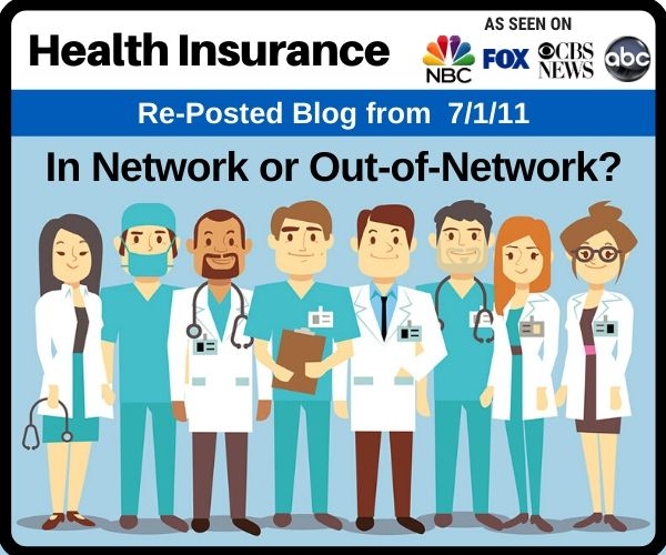 RePost - In Network or Out-of-Network