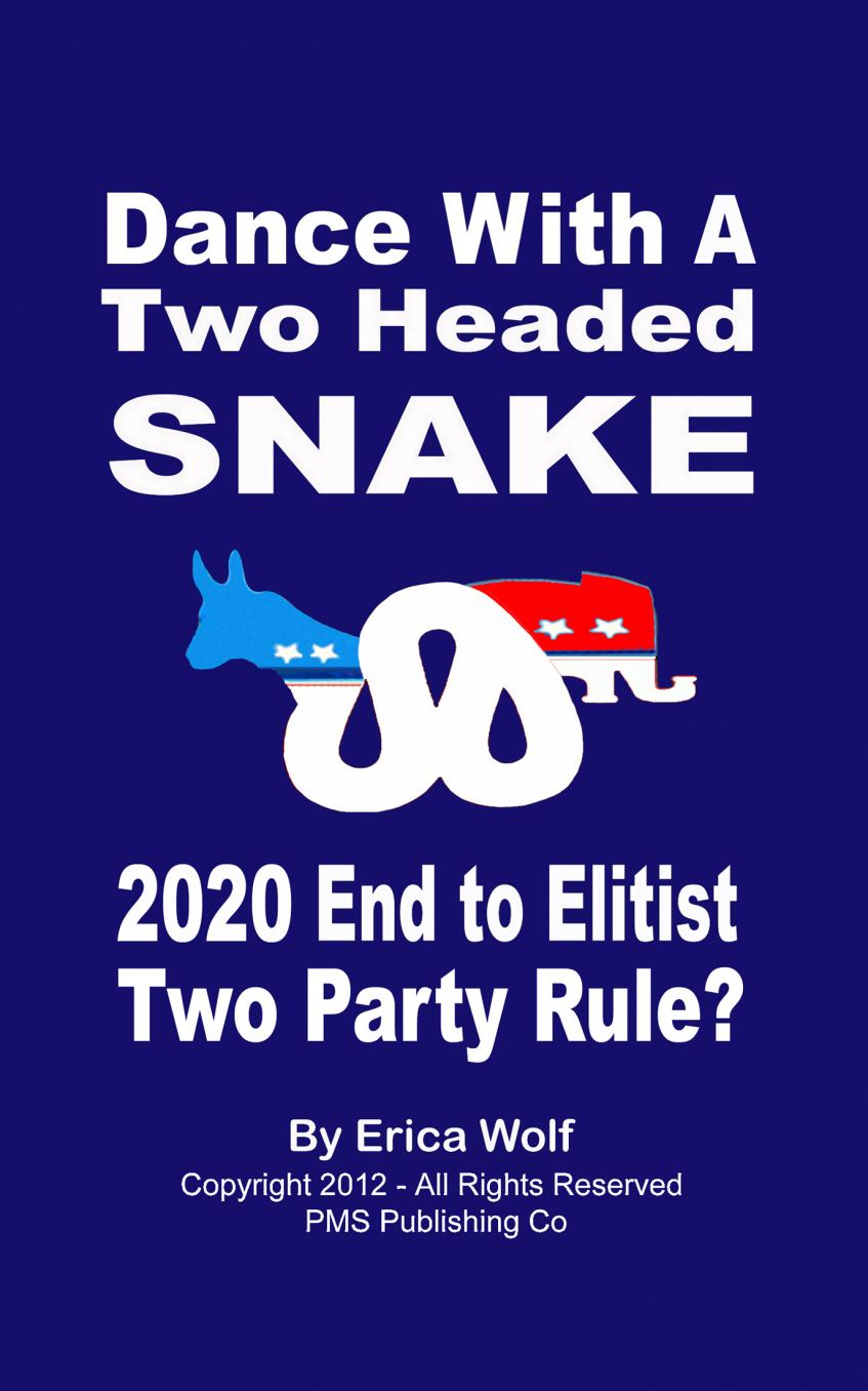 Dance With A Two Headed Snake - End of Rule by the Criminal Elite?