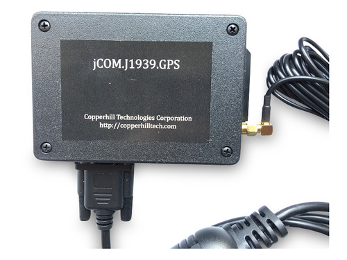 SAE J1939 - GPS Module 2