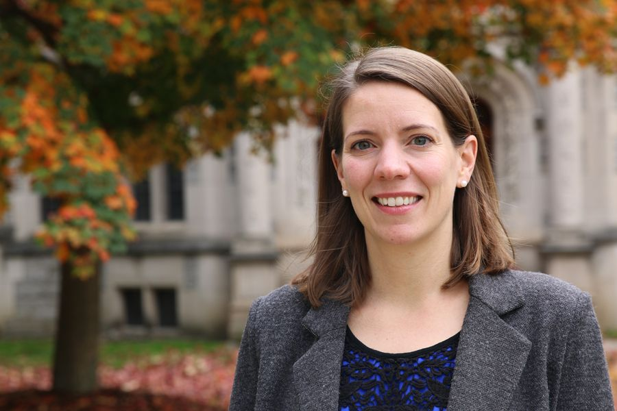 Emma Willard School Academic Dean Meredith Legg, PhD