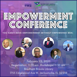 Empowerment Conference 2020 Flyer