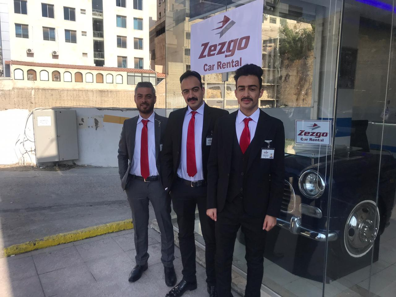 The Team At Zezgo Jordan