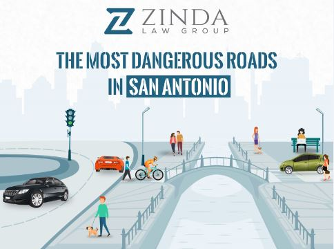 The Most Dangerous Roads in San Antonio