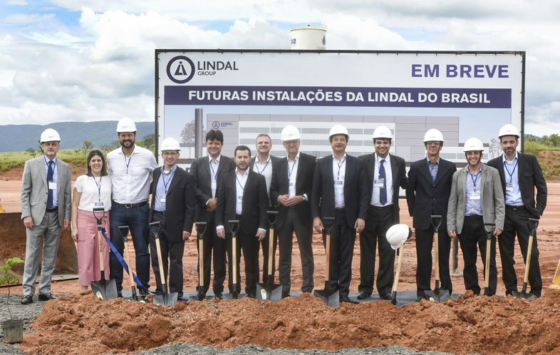 Lindal Breaks Ground For $25M Facility in Brazil