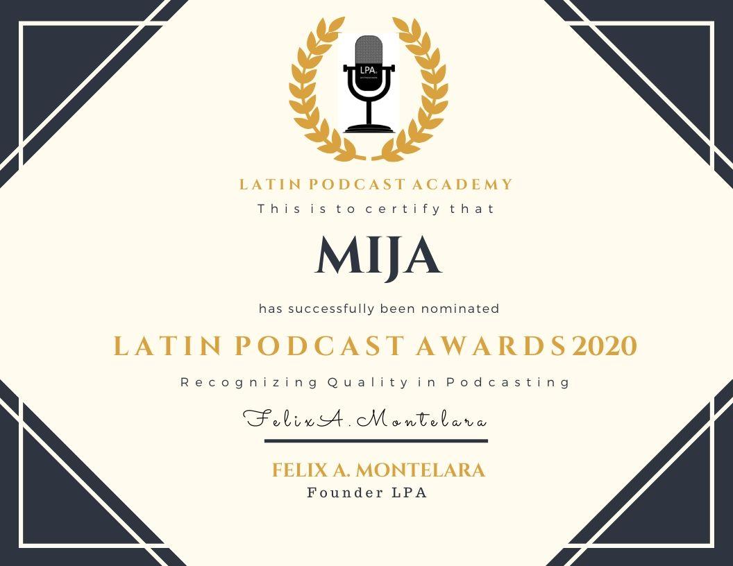 Mija podcast