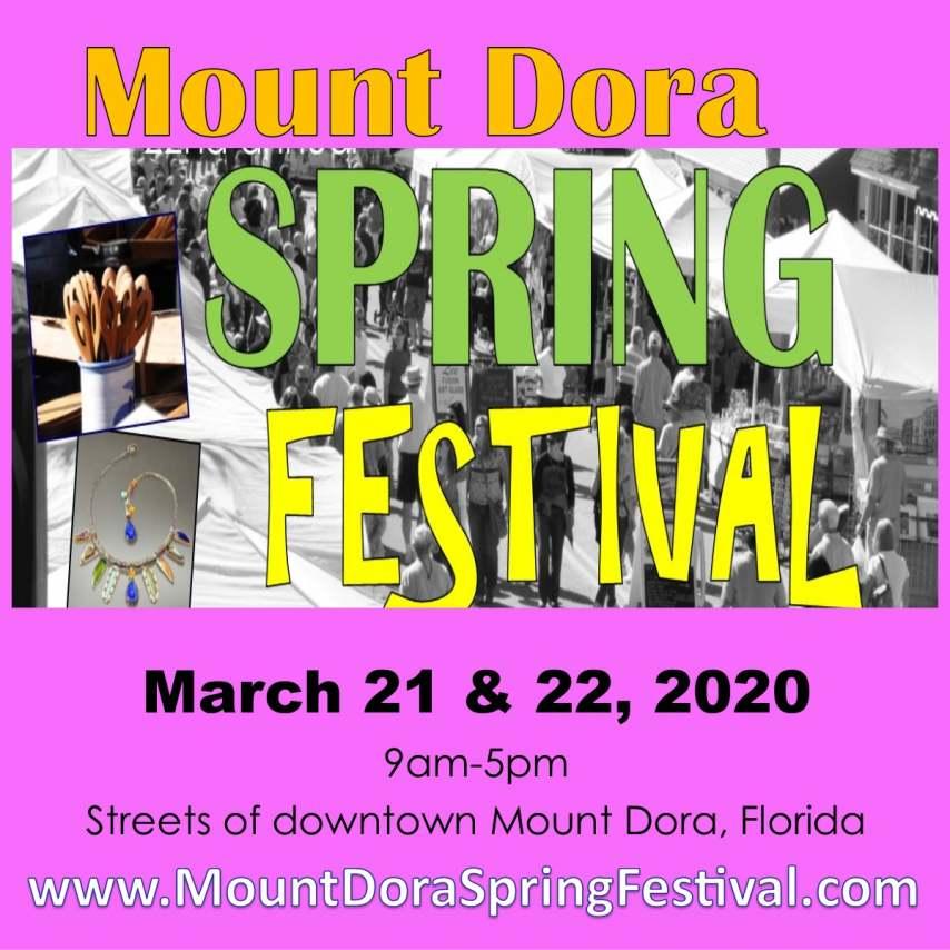 Mount Dora Spring Festival 2020