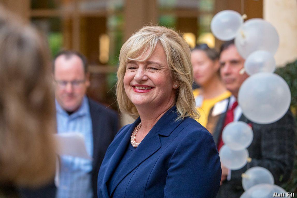 Mayor Katrina Foley