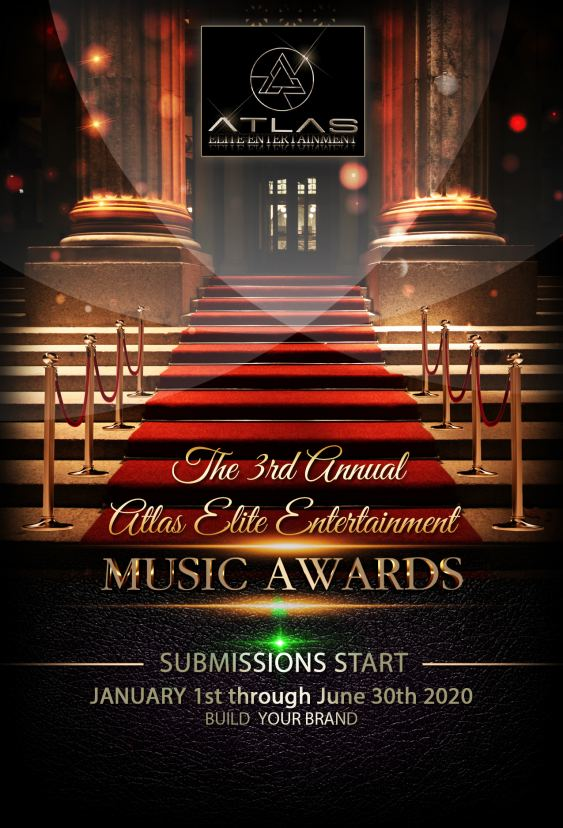 Aee 3rd Annual Online Music Awards