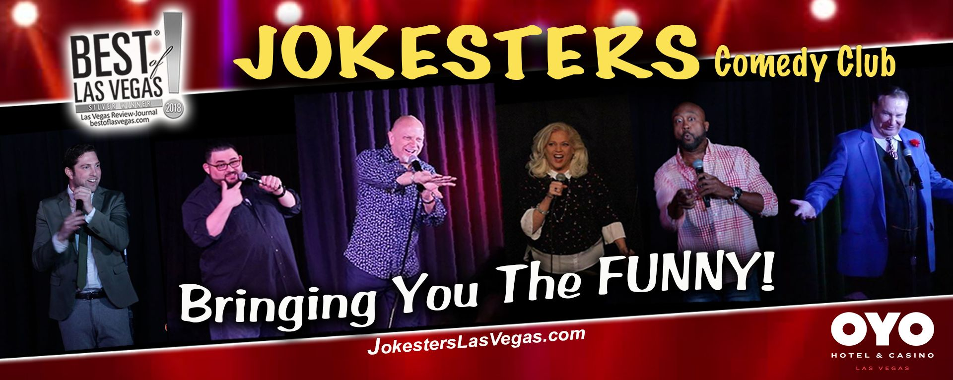 Don Barnhart Brings Late Night Laughs To Las Vegas