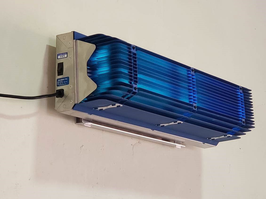 AeroMed Infinity Upper Room Germicidal UV