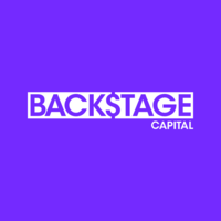 Backstage Logo Purple