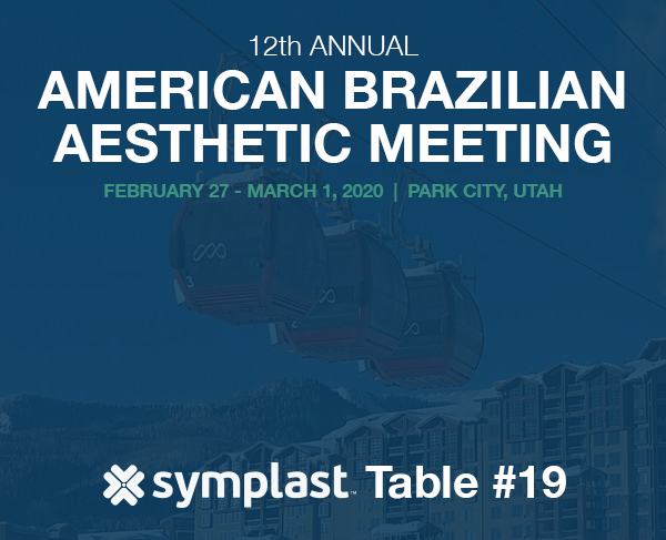 Symplast will be presenting at the 2020 ABAM