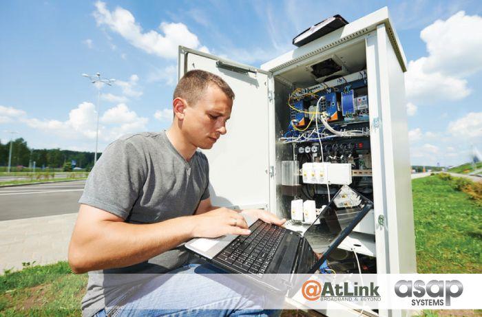 Inventory System Asset Tracking For Telecom