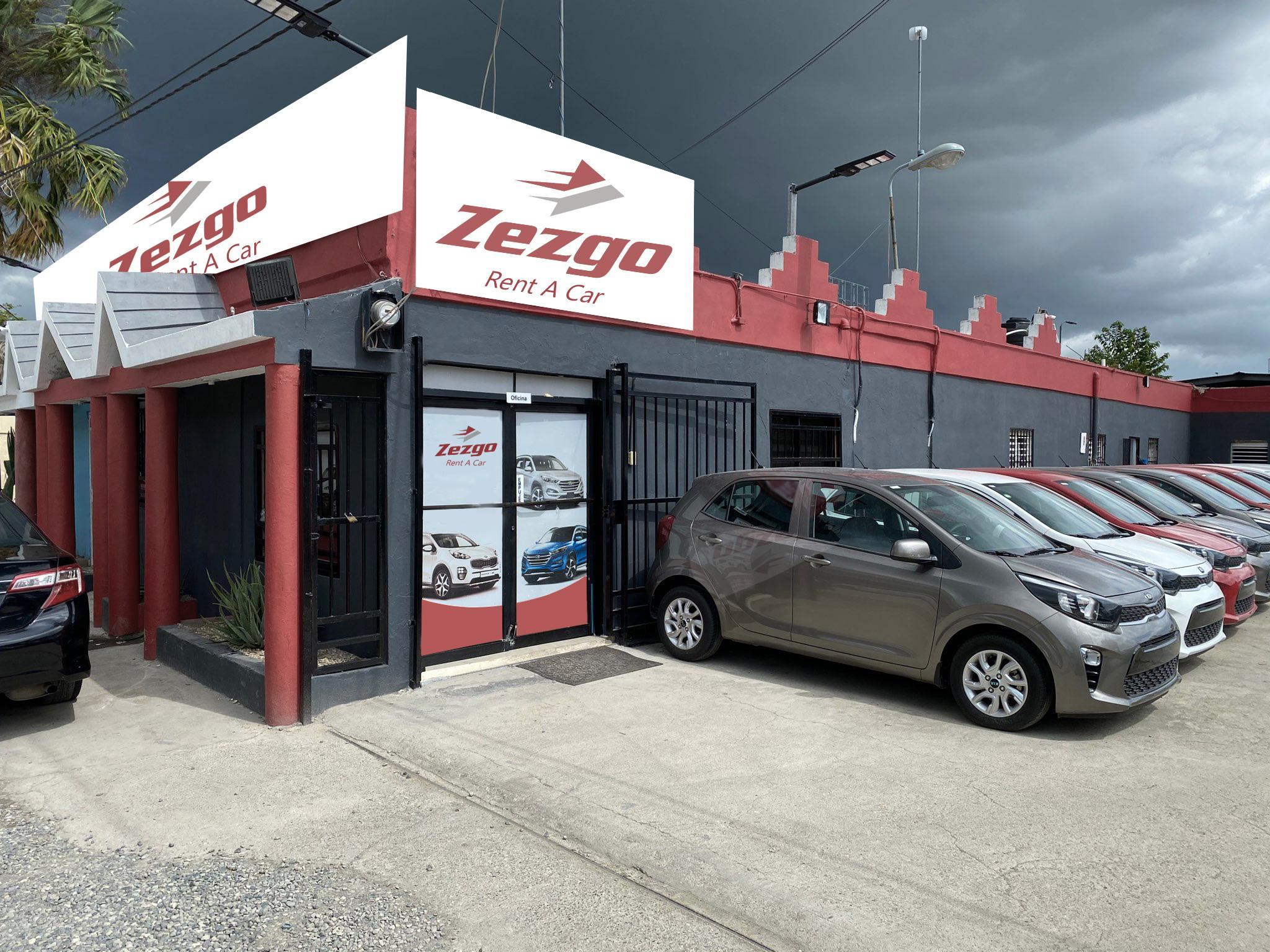 Zezgo Rent A Car Dominican Republic