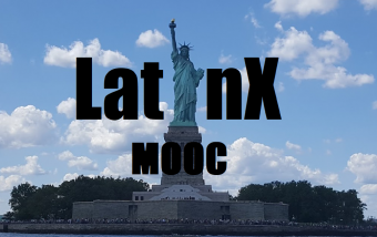 Latinx MOOC Logo