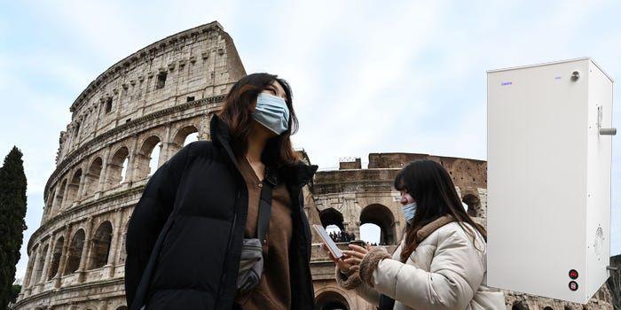 Sei pronto per l'Apocalisse? Italia Coronovirus