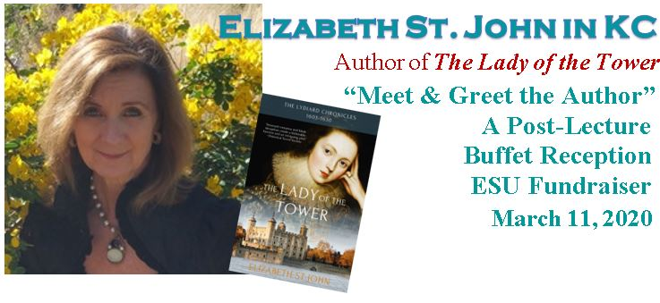 Elizabeth St John Buffet Fundraiser