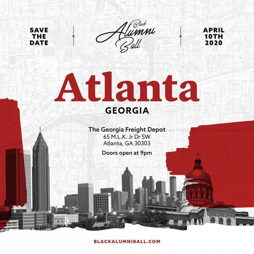 Black Alumni Ball | Atlanta | April 10, 2020