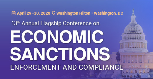 Economic Sanctions Enforcement & Compliance Forum