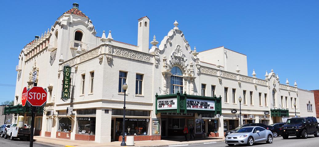 The Coleman Theatre