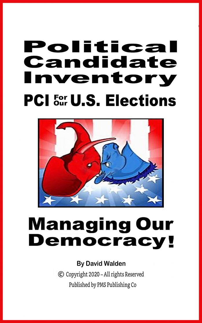 Political Candidate Invenfory-Managing Democracy!